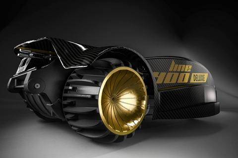 L 400 Deluxe